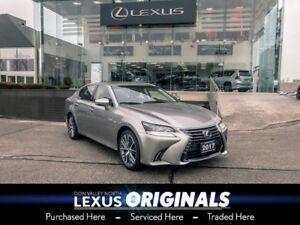 2017 Lexus GS 350 Executive PKG BLUETOOTH NAVI BACKUP CAM MOONRO