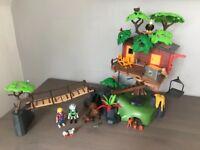 Playmobil Tree House