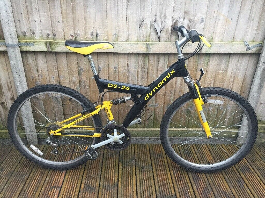 Dynamix Mens Full Suspension Mountain Bike In Colchester Essex