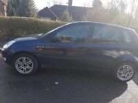 Low millage Ford Fiesta for sale