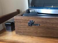 Sansui vintage record deck