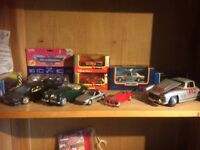 100's of Toy Cars