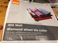 450W Diamond Wheel Tile Cutter
