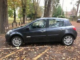 2007 Clio5 Dr, mileage92K, Taxed/MOTd, push start, keyless entry,parking sensors,drive away today,