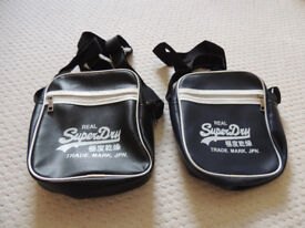 2 x Superdry Bags
