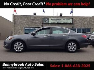 2010 Honda Accord Sedan EX-L power sunroof w/ leather