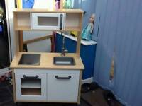 Ikea child's play kitchen