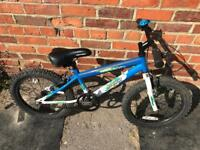"Apollo Joshua 18"" Wheel Mountain Bike. Good condition. Serviced, Free Lights, Local Delivery"