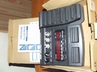 Zoom GFX-707 guitar effects processor pedal £19 ono SOLIHULL