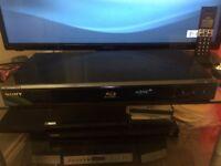 Sony BDP-S550 DVD (1-8) MULTI REGION 7.1 BDLive Blu-Ray Player