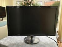 """ASUS VS278Q 27"""" Gaming monitor 1ms!"""