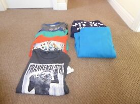 Boys Clothes Bundle, Aged 12-14 Yrs