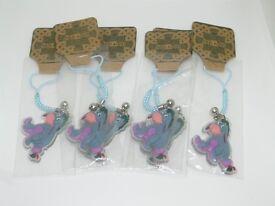 7 Disney Eeyore Mobile Phone Straps