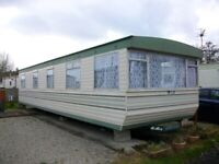 Static Caravan for holiday let