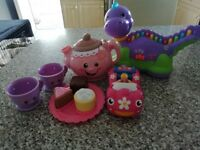 Bundle of pre-school kids toys
