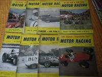 Vintage Motor Racing & Motor Rally Magazines