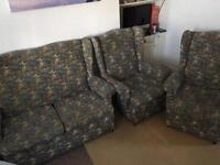 Free 3 piece suite
