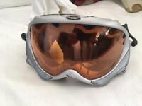 Oakley ski or board goggles