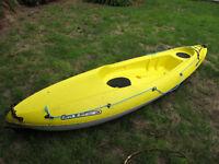 Bilbao Kayak (BIC) & Paddle