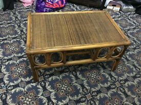 Wooden brown table