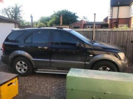 Kia Sorento spares or repair READ ADD will break if not gone today