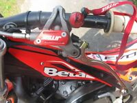 2012 Beta EVO 125cc Competition Trials Bike
