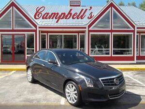 2013 Cadillac ATS 2.0L TURBO LUXURY!! AWD!! NAVIGATION!! HEATED