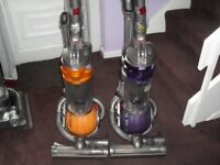 2 lots of dyson DC25 ball with tool with warranty
