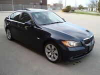 2006 BMW 330I NAVI. LEATHER. ROOF. SOLD.