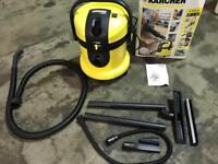 Karcher wet and dry hoover