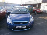FORD FOCUS 1.8 TDCI STYLE 140K FSH EXCELLENT CAR