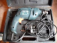 Black & Decker 400w 240v electric drill