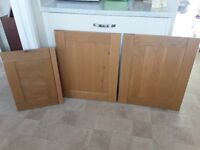 KITCHEN UNIT DOORS FROM HOWDENS