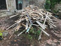 Free wood, firewood for log burner