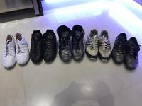 Y3 trainers job lot 7x pairs