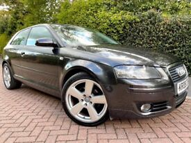 image for AUDI A3 1.6 FSi SPORT** S LINE LOOKS**S/HISTORY**CAMBELT CHANGED**Golf..Leon