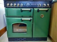 90 cm range cooker