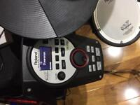 Roland TD11 drum kit for quick sale