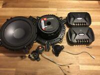 FULL SPEAKER KIT JBL component, Edge Amplifier, Vibe wiring kit