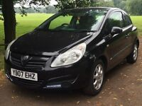 VAUXHALL CORSA 2007 1.2 cc **VERY NICE CAR** DRIVES FANTASTIC