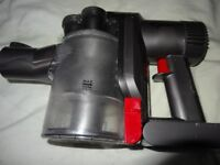 Dyson DC44 Animal Cordless Vacuum Cleaner Head Unit only In good condition but not tested No charger