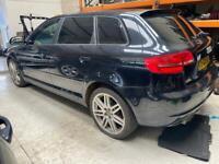 Breaking Audi A3 sline sportback 5 door parts spares 08-12