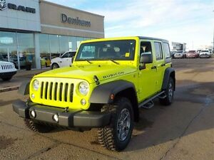 2016 Jeep WRANGLER UNLIMITED Jeep Wrangler Rubicon Unlimited