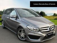 Mercedes-Benz B Class B 180 D AMG LINE EXECUTIVE (grey) 2016-03-11