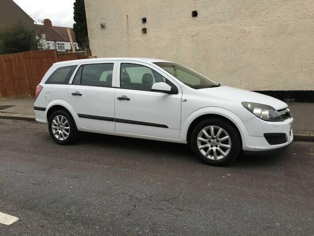 2006 Vauxhall Astra Estate 1.7 Diesel, 1 Years MOT, 2 ...