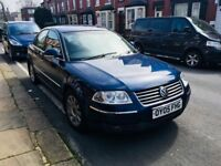 VW Passat Highline 2005 1.9tdi £800