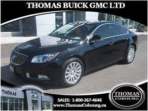 2012 Buick Regal Turbo - LEATHER, MANUAL TRANSMISSION!