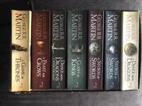Game of thrones full box set