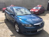 2007 MAZDA6 2.0 TD TS 5dr / Diesel /***Warranty Available***