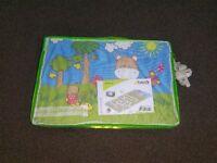 Hauck Sleeper Folding Mattress (Hippo Green) *Brand NEW*